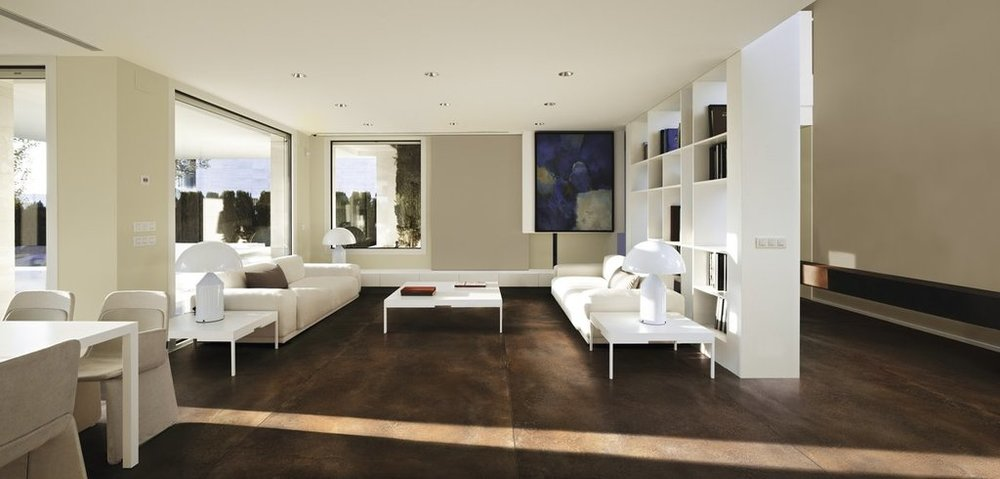 FMG Porcelain Tiles MaxFine Iron Corten Interior 2.jpg