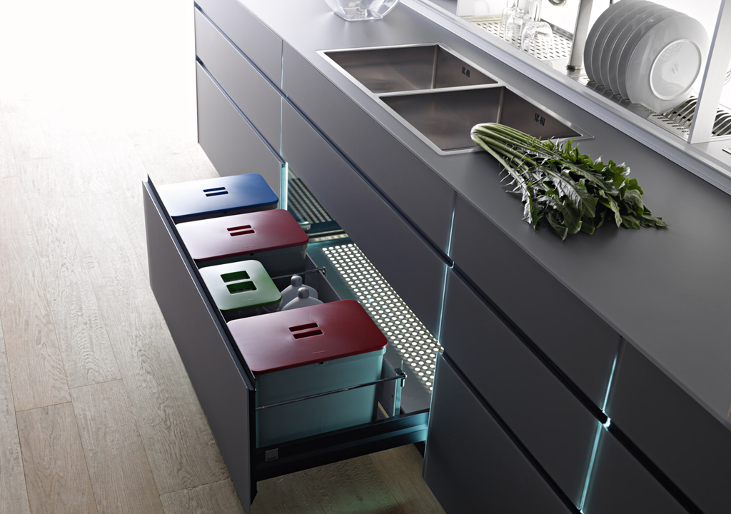 Kitchen cabinet - New Logica System — Galaxy Construction