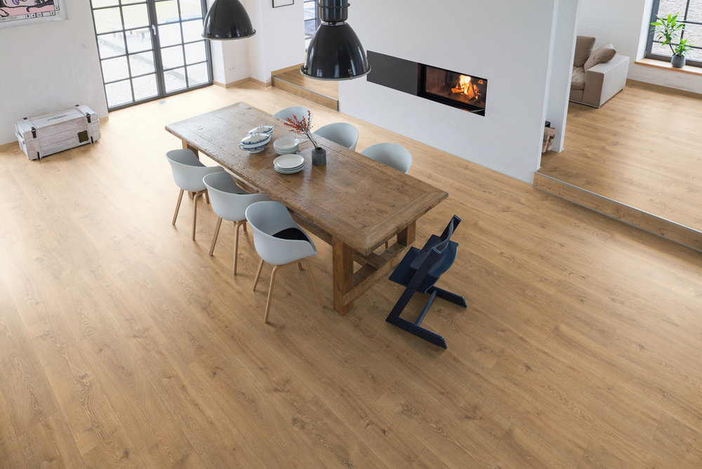 Egger Pro Laminate Flooring Kitchen 3 Jpg