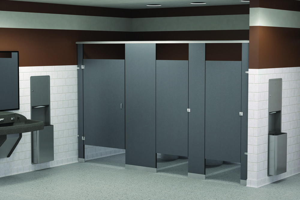 Toilet Partition Cubicles - Lavatory systems