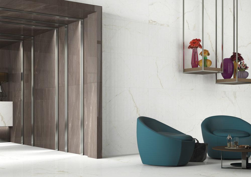 Porcelain Tiles - MaxFine Marmi collection
