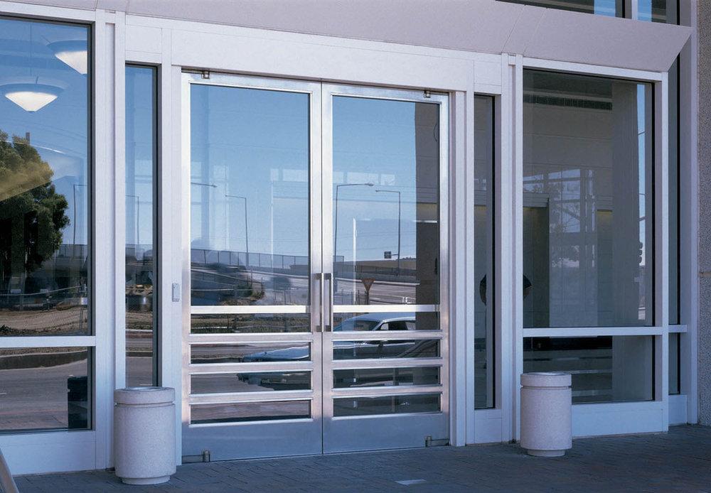 Metallic Doors - Formed Stainless Steel Balanced Door 7.jpg