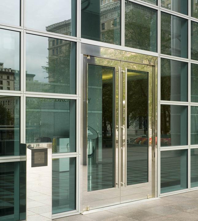 Metallic Doors - Formed Stainless Steel Balanced Door 2.jpg