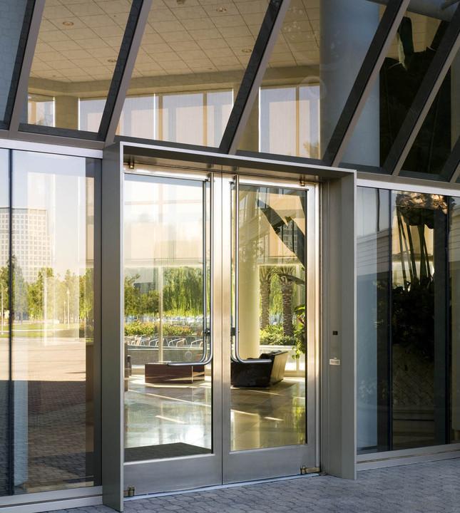 Metallic Doors - Formed Stainless Steel Balanced Door 5.jpg