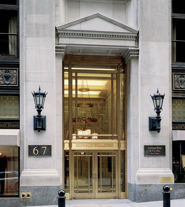 Bronze Doors - Formed Bronze Balanced Doors 3.jpg
