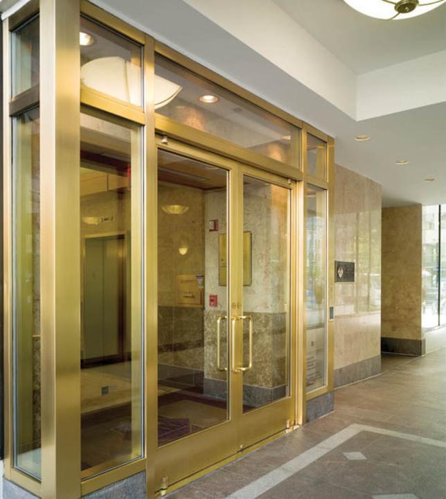 Bronze Doors - Formed Bronze Balanced Doors 4.jpg