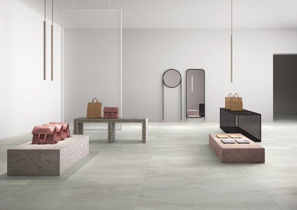 Porcelain Tile - Fahrenheit Collection
