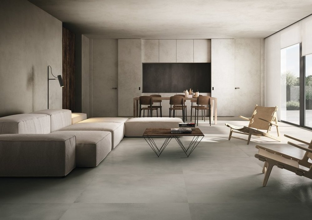 Porcelain Tile - Resin Maximum Collection