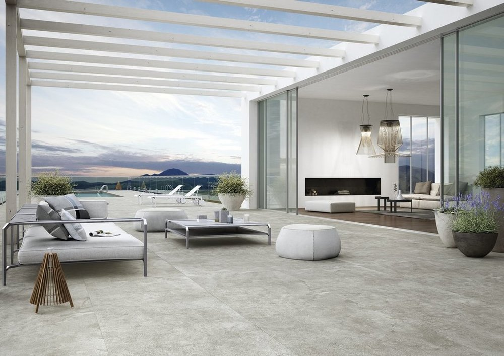 Porcelain Tile - Quietstones Maximum Collection