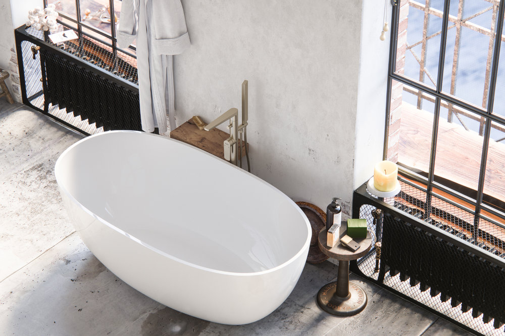 Bathroom Remodeling Services by Galaxy Construction