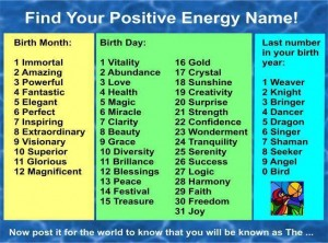 Positive Energy Mar 10