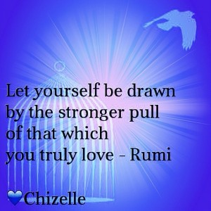 Rumi quote Nov 25
