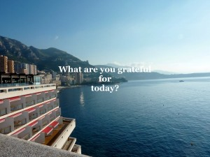What are you grateful for July 12