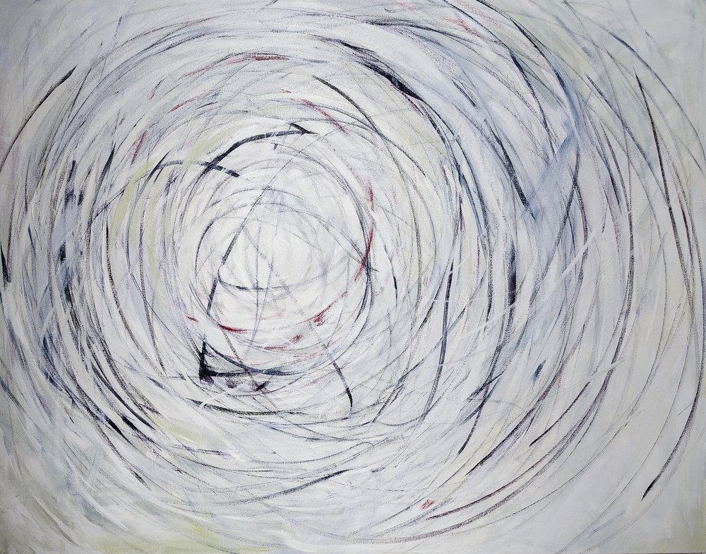 "universe  acrylic on canvas  56""x44""  7,000.00"