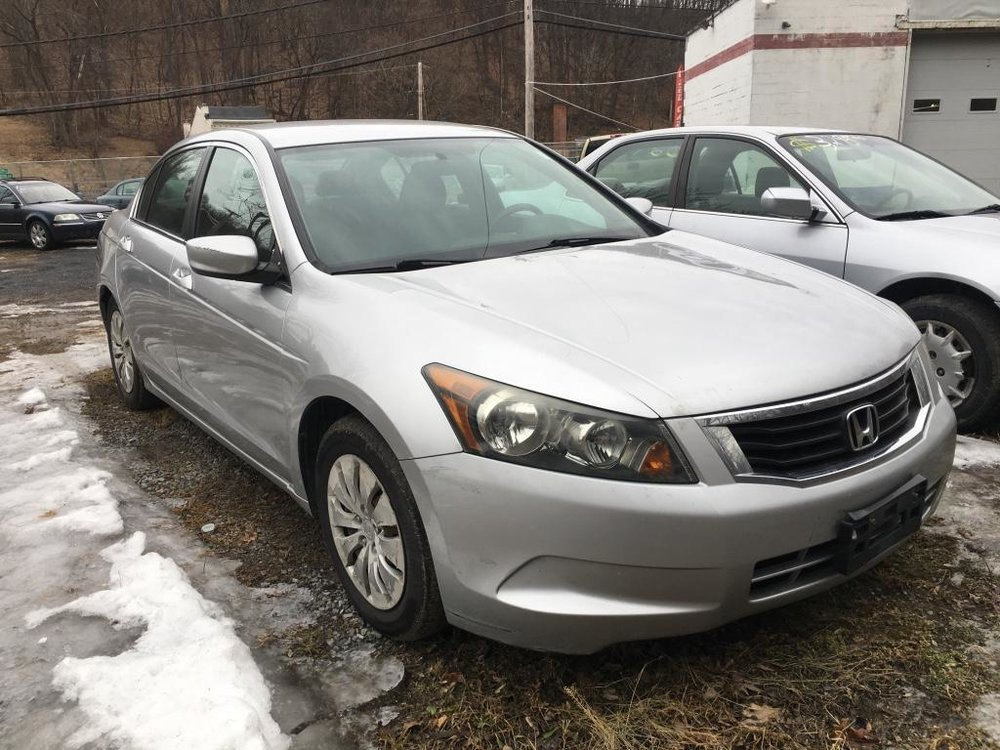 2009 Honda Accord SDN LX - $6225 -