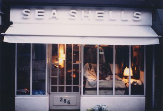 Sea Shells - May 1991