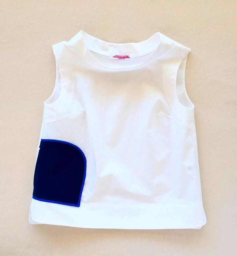 Pocket Pullover Shirt -Matisse-