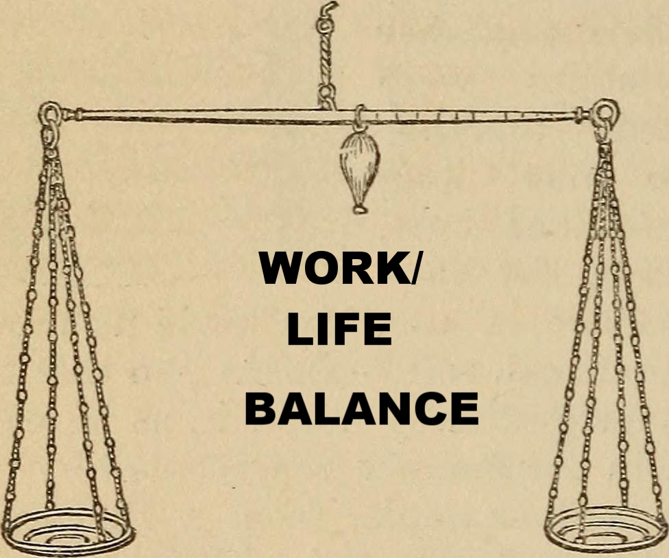 Copy of Work/Life Balance