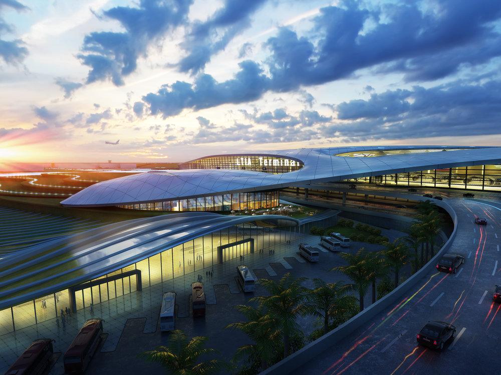 Long Thanh Airport<br>越南 Long Thanh 國際機場