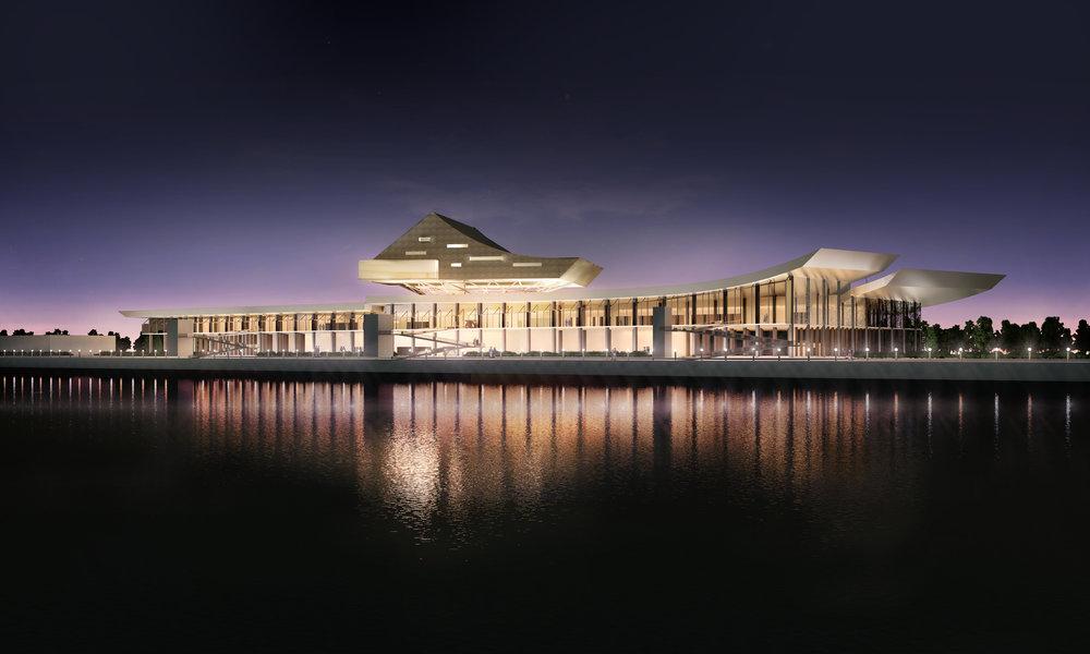 Jinmen Ferry Terminal<br>水頭港大型旅客服務中心