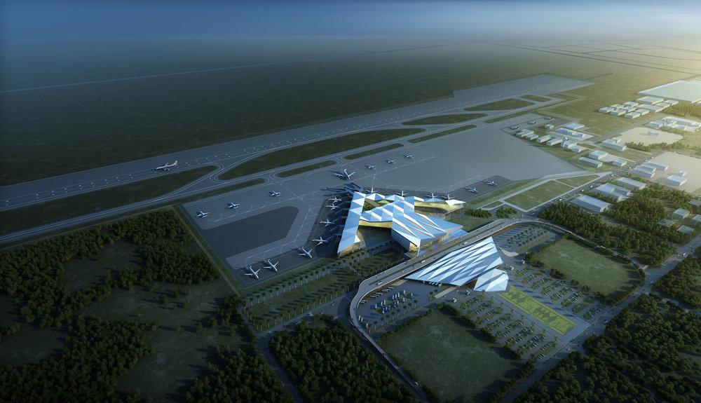 Zhanjiang International Airport<br> 湛江國際機場