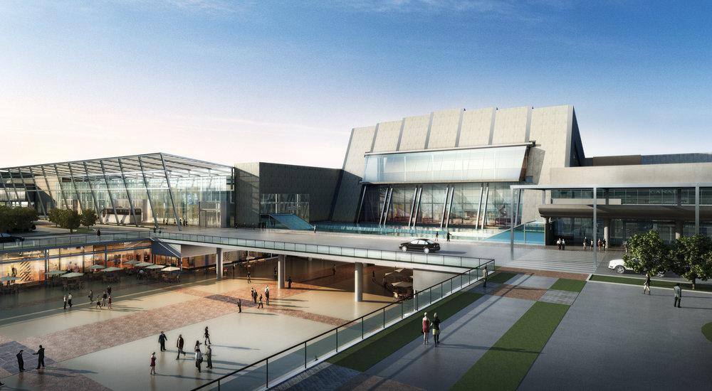 Jinjiang Int'l Airport<br>晉江機場