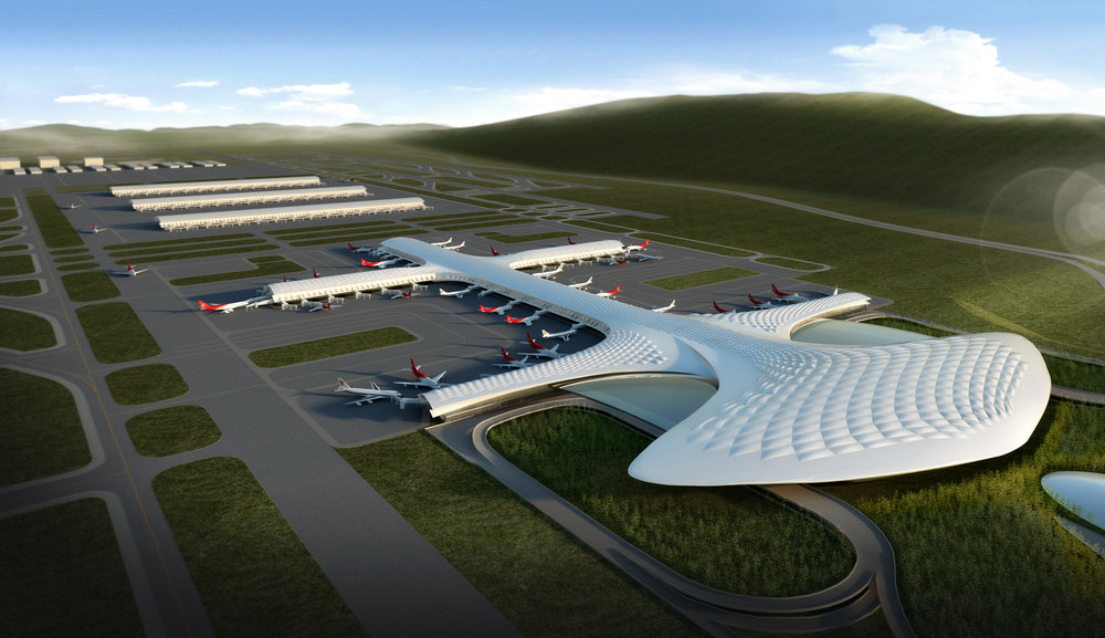 Jianbei Int'l Airport<br>江北國際機場