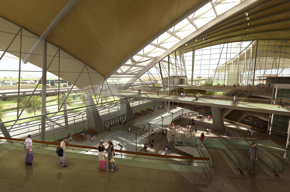 Port Columbus Int'l Airport<br>哥倫布國際機場