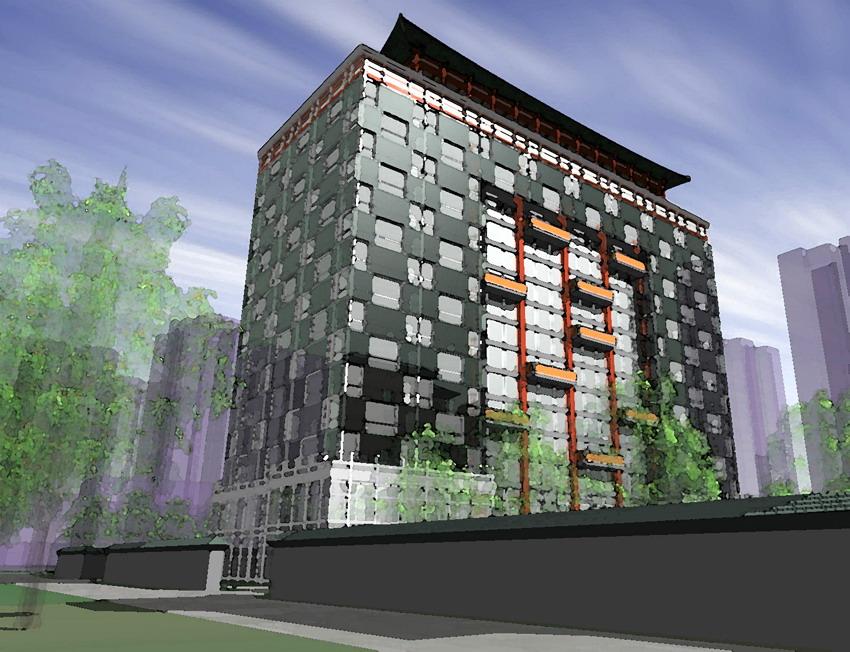 Sandalwood Apartment<br>北京紫檀公寓