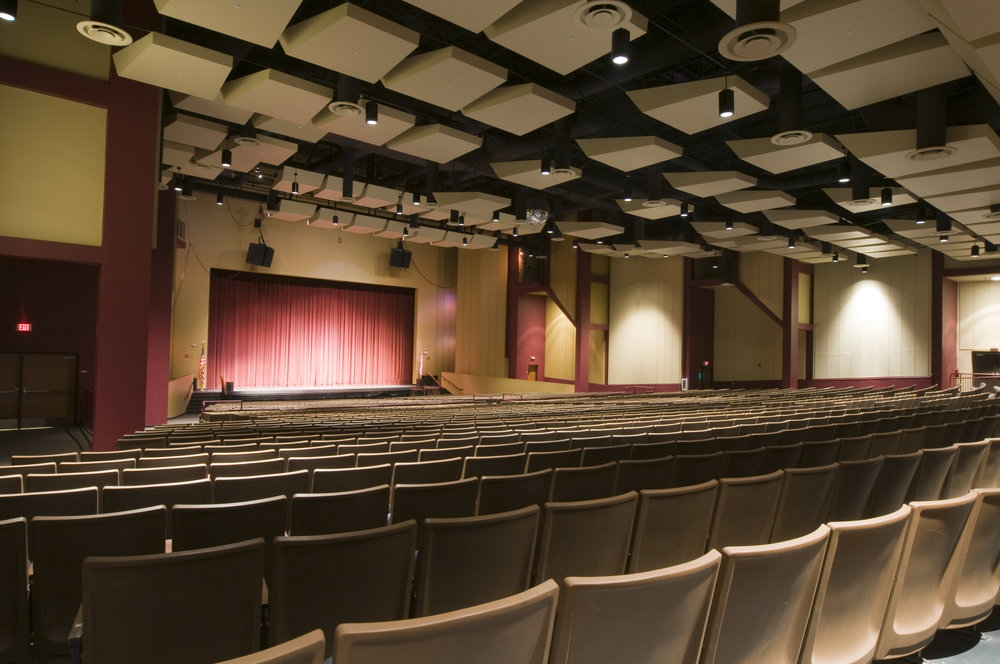 Performing Arts Centers -