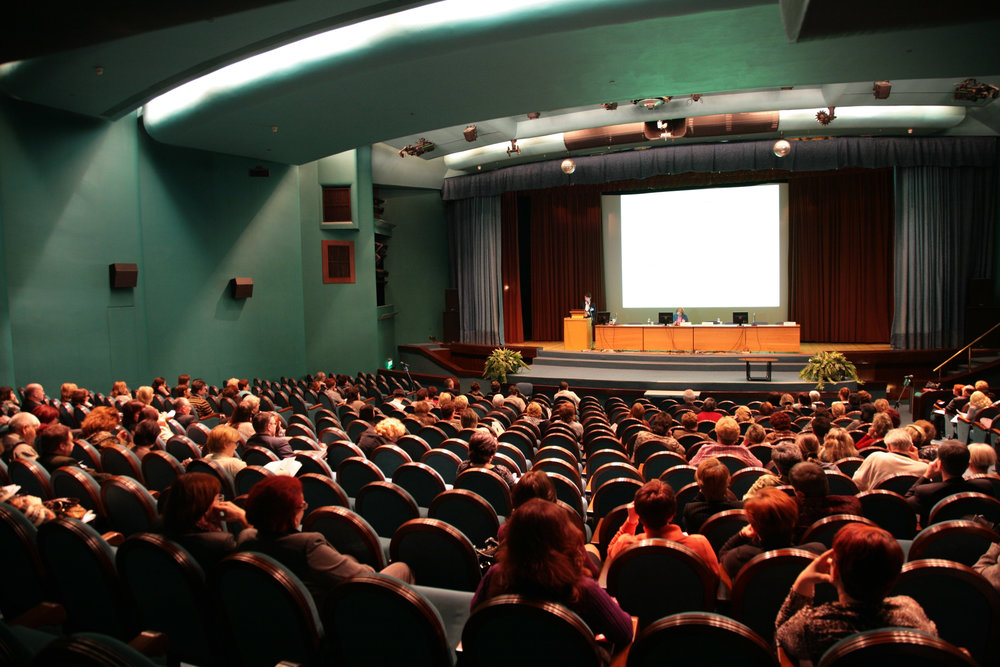 Auditoriums -