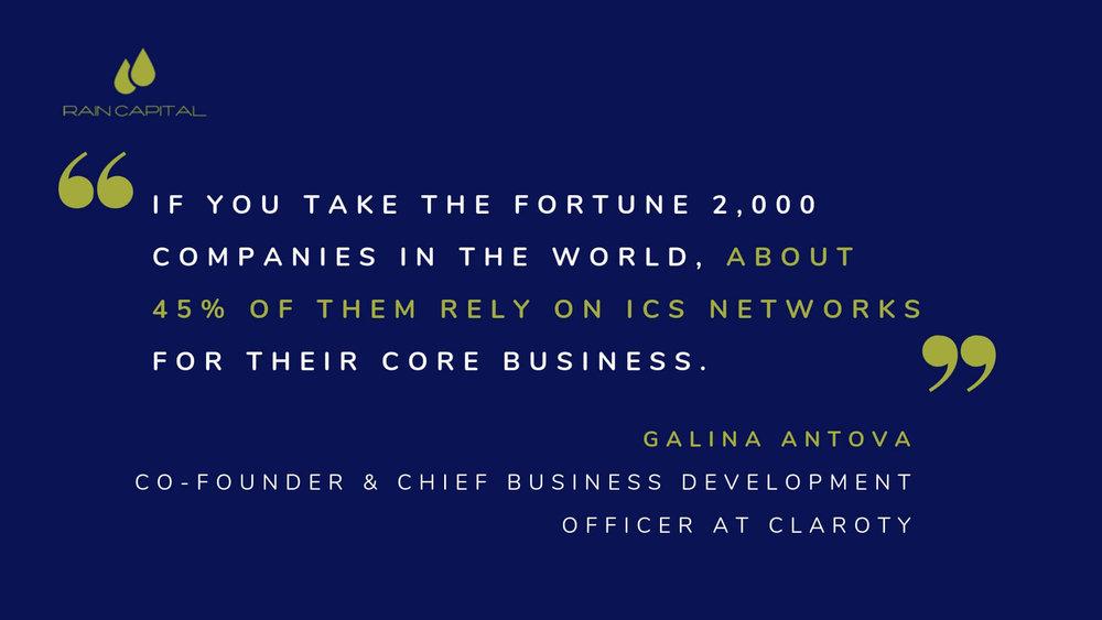 Galina Antova Interview ICS Security Quote