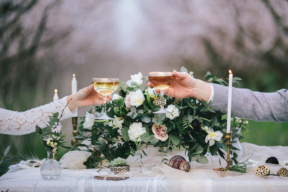 Hochzeitsplanung - Den perfekten Ort finden, Ihren Kostenrahmen managen, die richtigen Dienstleister auswählen, jeden Aspekt der Planung koordinieren und vieles mehr - ich helfe Ihnen bei der gesamten Planung, damit Sie Ihren großen Tag sorgenlos genießen können.