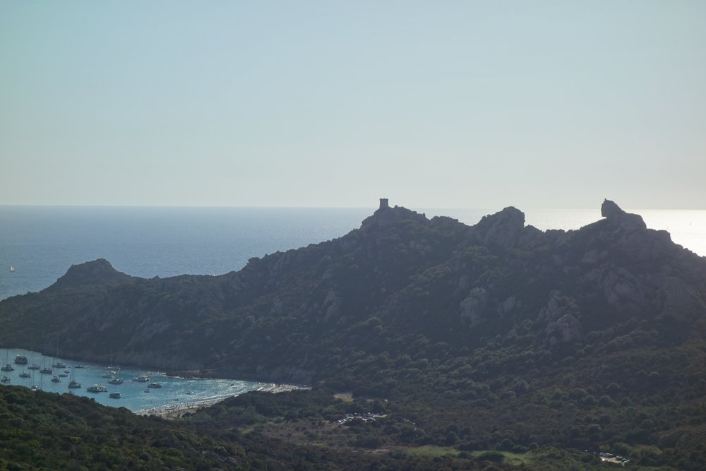mit Fokus auf Korsika, Bordeaux und Provence - FRANKREICH