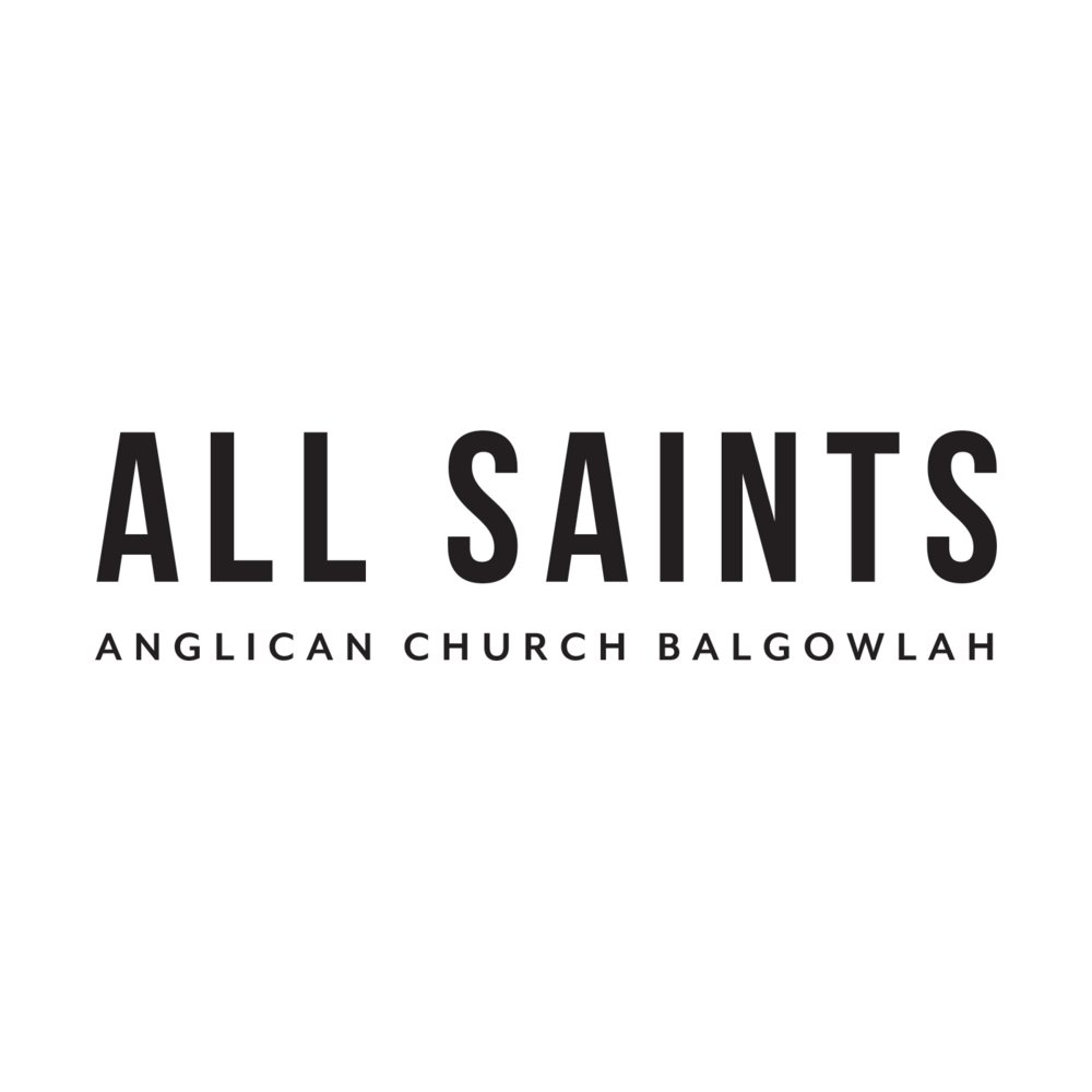 Sermon Database — All Saints Balgowlah