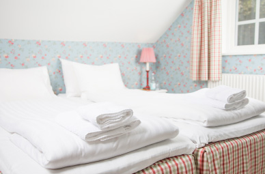 Rooms to love - Enjoy a restful sleep in rooms that are beautifully relaxing. They all have their own personal charm inspired by the passing of time – and of course, equipped with the latest in comfort.