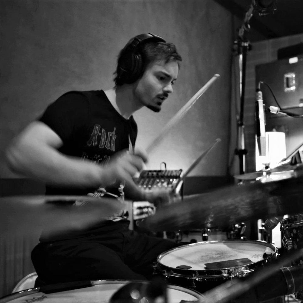 Till | Schlagzeug