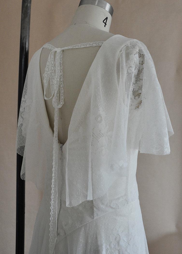 DRESS FOR CAROLYN - Bridal Commission