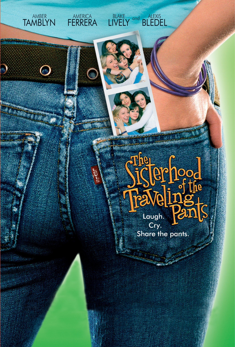 The Sisterhood of the Traveling Pants 1 (2005)
