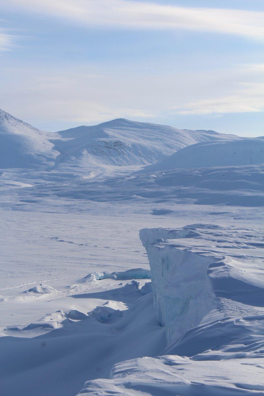 Iceberg, Qikiqtarjuaq. May 2018