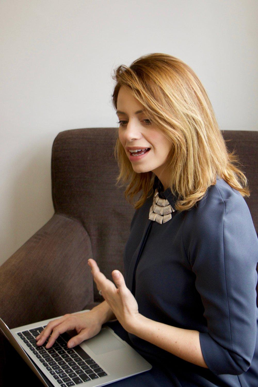 Therapist Natalie Pennicotte-Collier