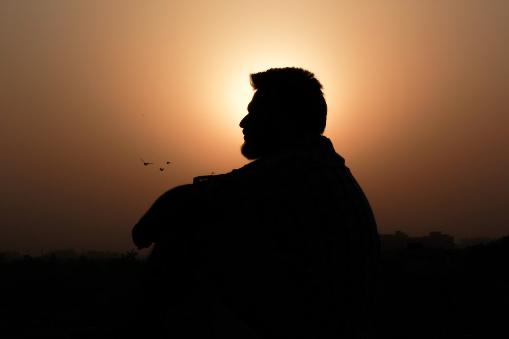 """When a person doesn't treat PTSD, """"it becomes their personality,"""" according to David Trickey"""