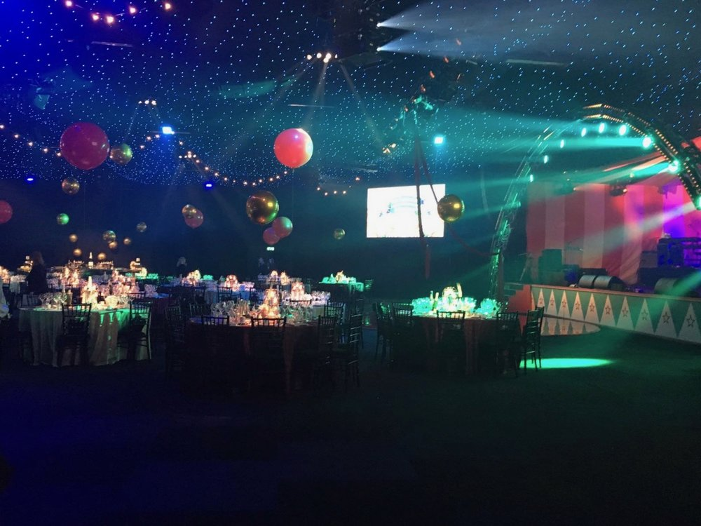 Ronan Keating's Emeralds & Ivy Ball 2017