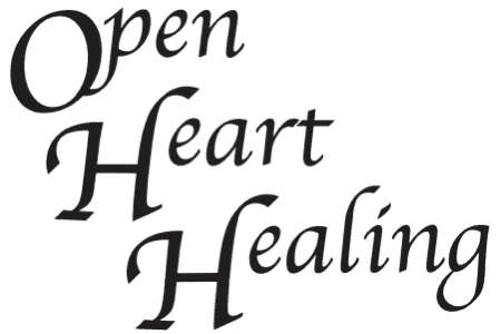 open yourself to the healing that is within you -