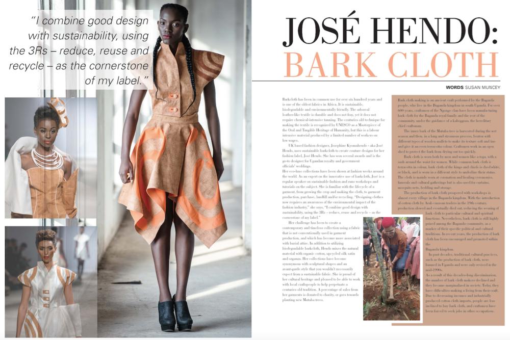 sustainable fashion -