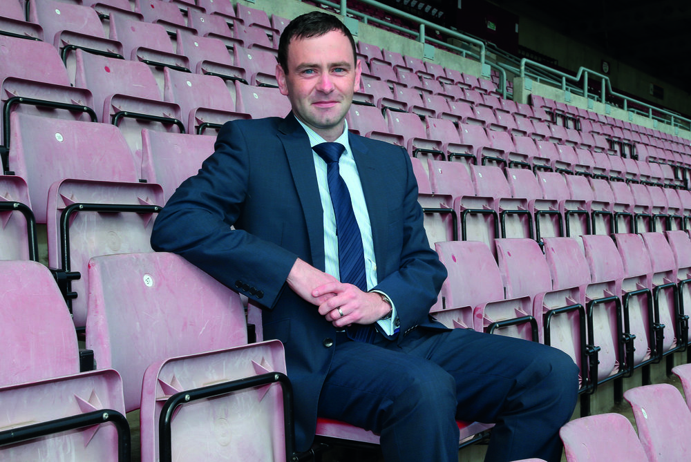 James Whiting    Trustee   I have been a trustee of Northampton Town Football In The Community since early 2018 however due to my role as Chief Executive of Northampton Town Football Club I have been actively involved in the community programme for several years. It is a pleasure for me to sit on the board of trustees and provide a close link between the club and the community programme. Football clubs sit at the very heart of the community and I am passionate about the benefits football and other activities can deliver to their local community and the positive impacts it makes on people's lives. My background prior to my role at Northampton Town Football Club is in accountancy and finance and I am a qualified management accountant.