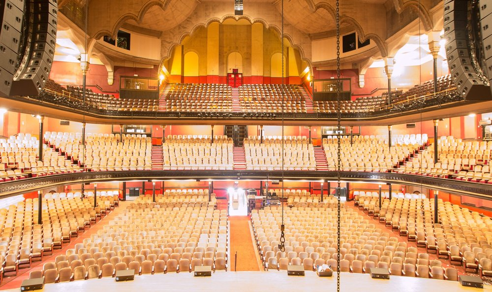 MASSEY HALL REVITALIZATION