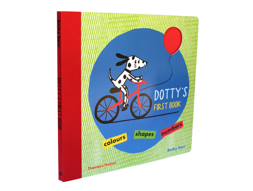 Dotty's First book published by Thames & Hudson