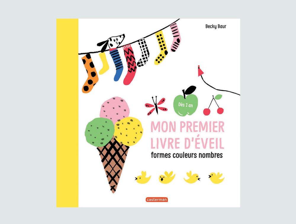 Mon Premier Livre D'Eveil published by Casterman
