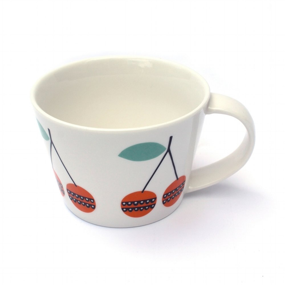 Cherry Mug with Make International